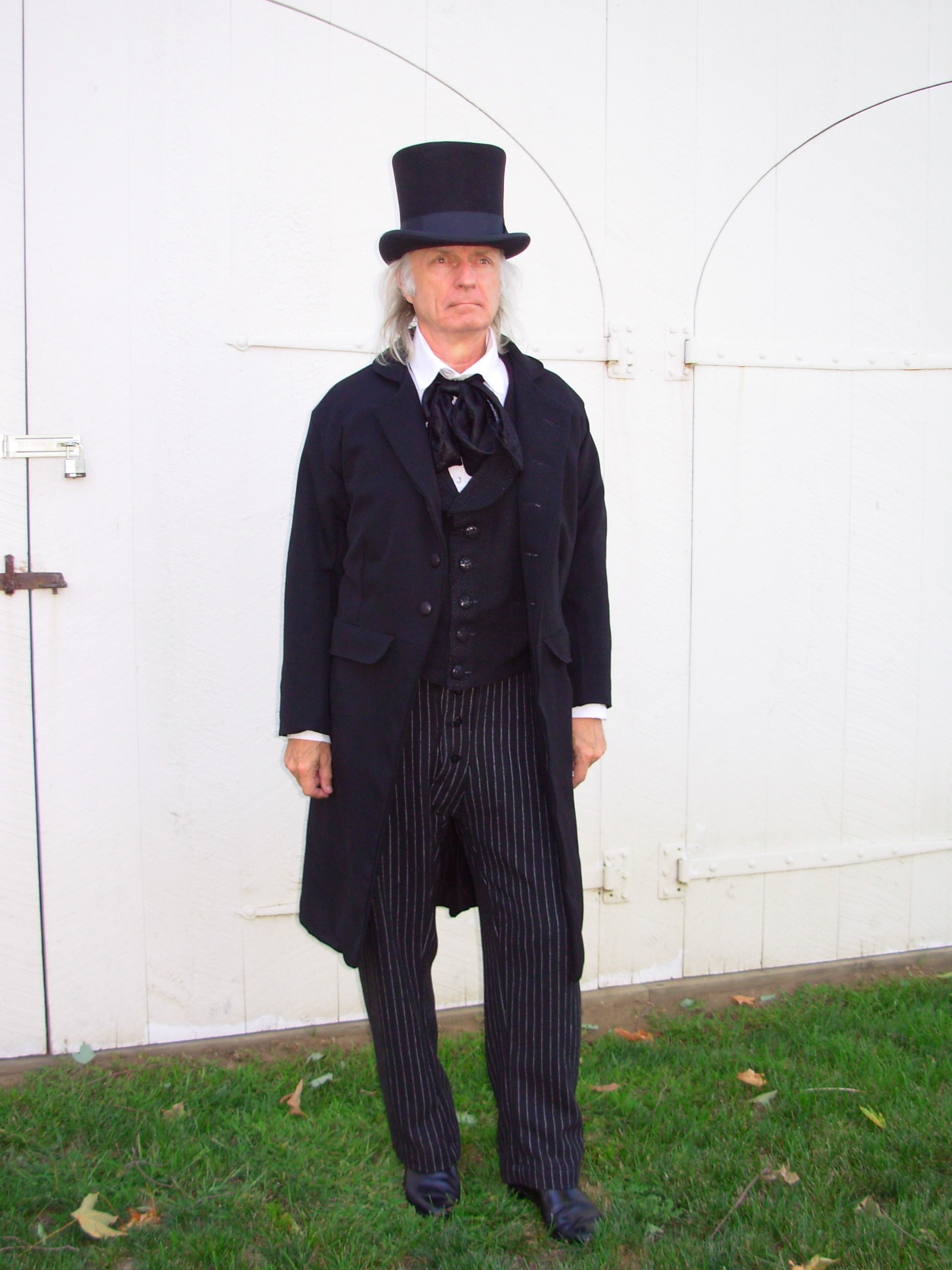 Ask about our 19th Century Clothes